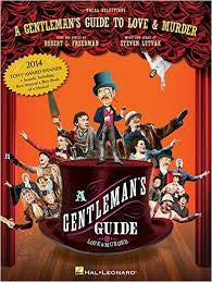 A Gentleman's Guide to Love And Murder Vocal Selections