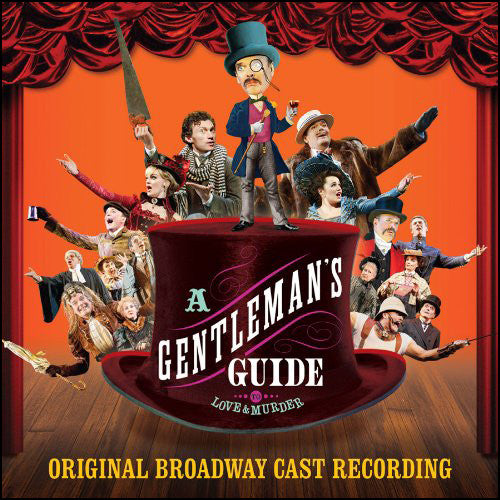 A Gentleman's Guide to Love and Murder CD