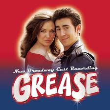 Grease New Broadway Cast Recording