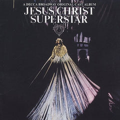 Jesus Christ Superstar Original Broadway Cast Recording
