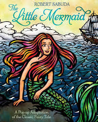 The Little Mermaid Pop-Up Book