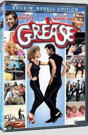 Grease Film DVD