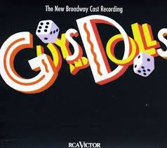 Guys and Dolls New Broadway Cast CD