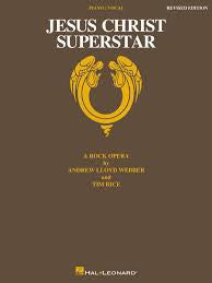 Jesus Christ Superstar Vocal Selections