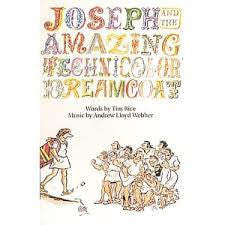 Joseph And the Amazing Technicolor Dreamcoat Storybook