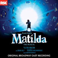 Matilda Original Broadway Cast Recording