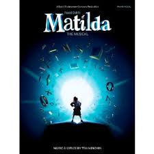 Matilda Vocal Selections