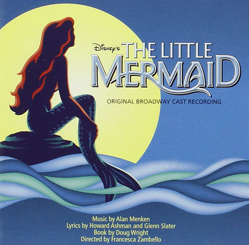 The Little Mermaid Cast Recording
