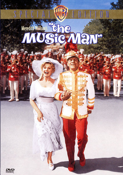 The Music Man DVD