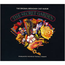 The Secret Garden OBC CD