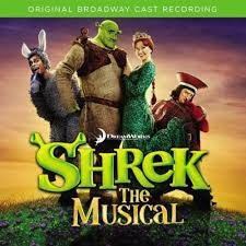 Shrek the Musical CD