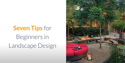 Seven Tips For Beginners in Landscape Design Bluffton, SC | Taylor's Quality Landscape Supply