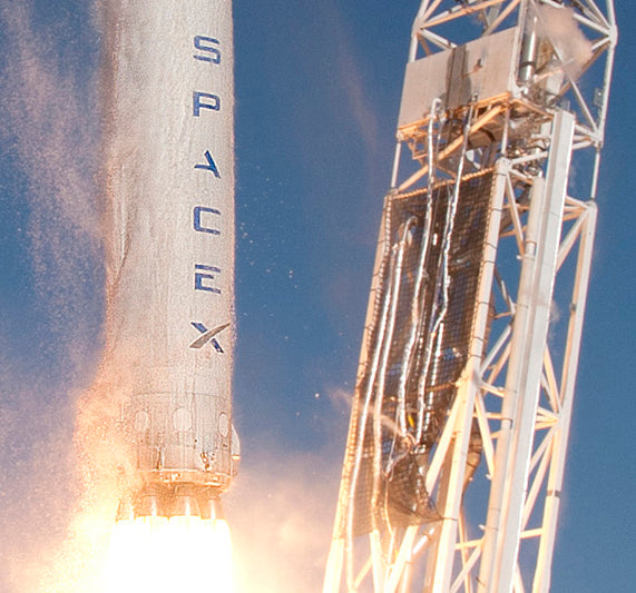 SpaceX using Gladiator cargo nets for rocket launch. Also used by nasa and trusted by many fortune 500 companies.