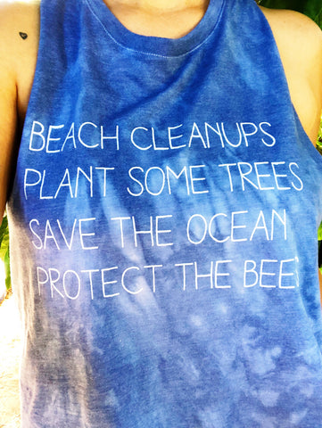 Protect Our Earth Muscle Tank