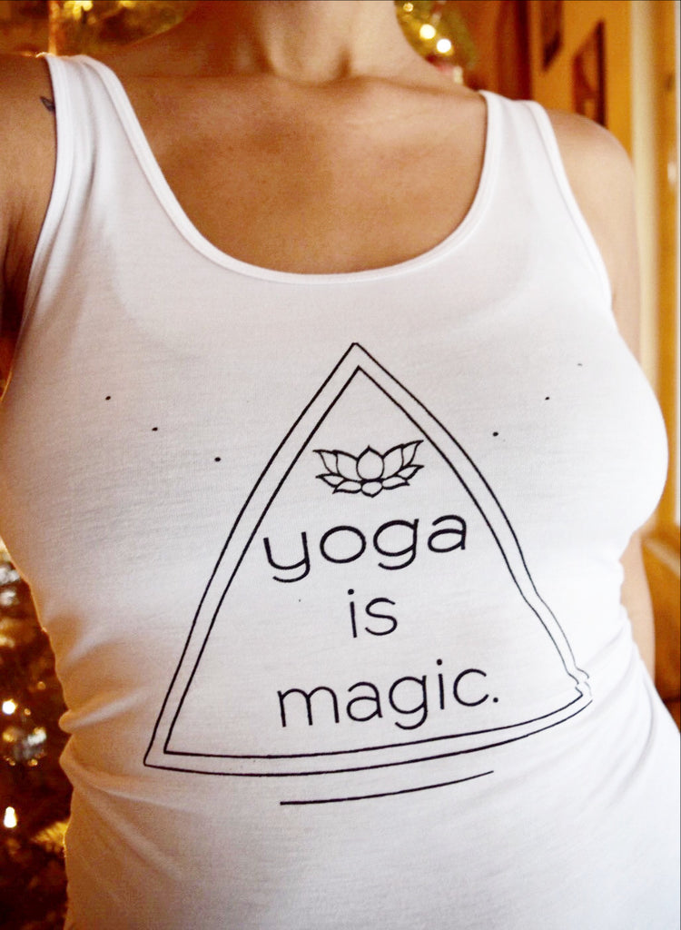 Yoga is Magic Tank