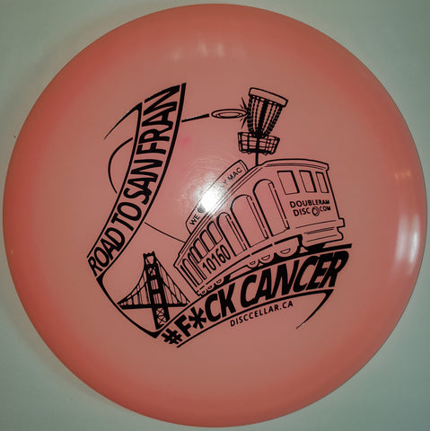 Innova TeeBird Coloured Glow Champion - JMac Cancer Fundraiser
