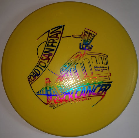Innova KC Gator (Flat Top) Pro - JMac Cancer Fundraiser