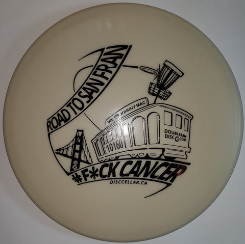 Innova KC Gator (Flat Top) Glow Pro - JMac Cancer Fundraiser