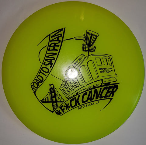 Innova XD Champion - JMac Cancer Fundraiser