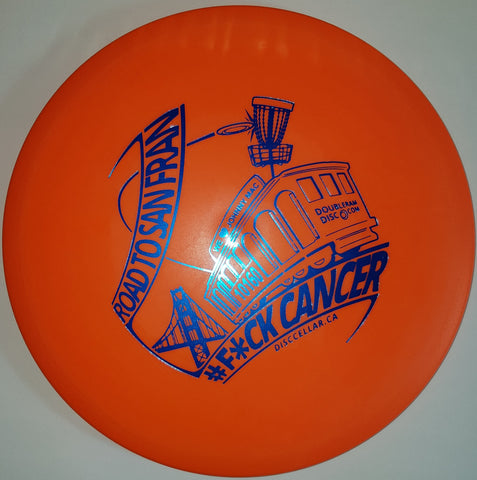 Innova Roc DX (Flat Top) - JMac Cancer Fundraiser