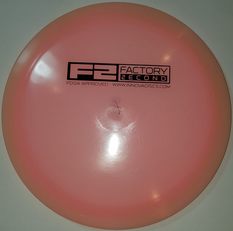 Innova Firebird (Factory Second) Colour Glow Champion