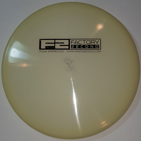 Innova Gator Glow Champion - Factory Second