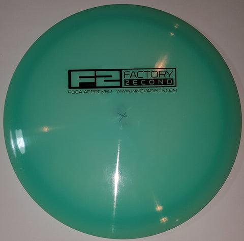 Innova Thunderbird (Factory Second) Colour Glow Champion