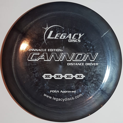 Legacy Cannon Pinnacle