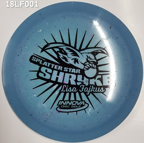 Innova Shryke Splatter Star - Lisa Fajkus 2018 Tour Series