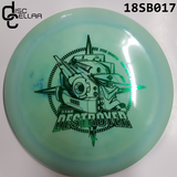 Innova Destroyer Swirled Star - Steve Brinster Tour Series 2018