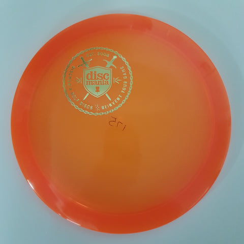Discmania FD (Jackal) C-Line - Established 2006