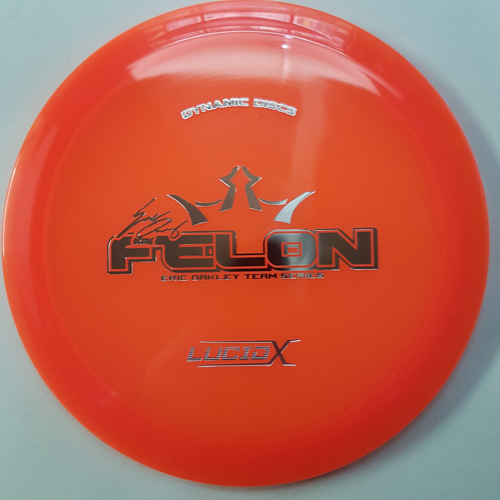 Dynamic Felon Lucid-X - Eric Oakley Team Series 2018
