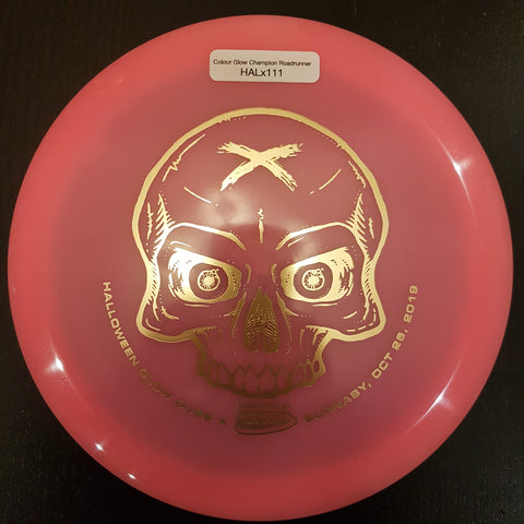 Innova Roadrunner Colour Glow Champion - Halloween Glow Dubs X