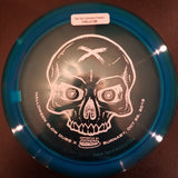 Innova Firebird Champion - Flat Top - Halloween Glow Dubs X