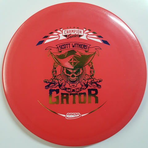 Innova Gator Luster Champion - Scott Withers Tour Series 2019