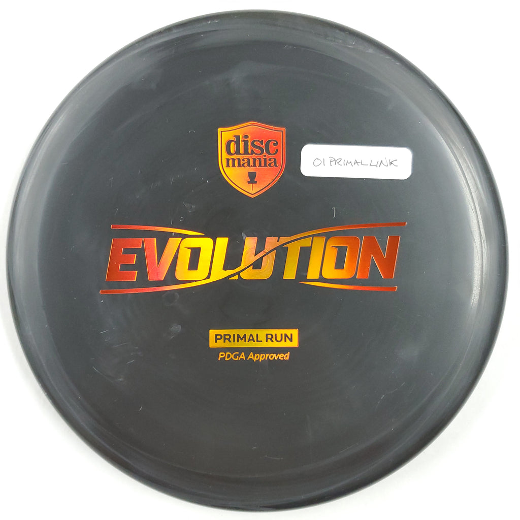 Discmania Evolution Link Exo Hard - Primal Run