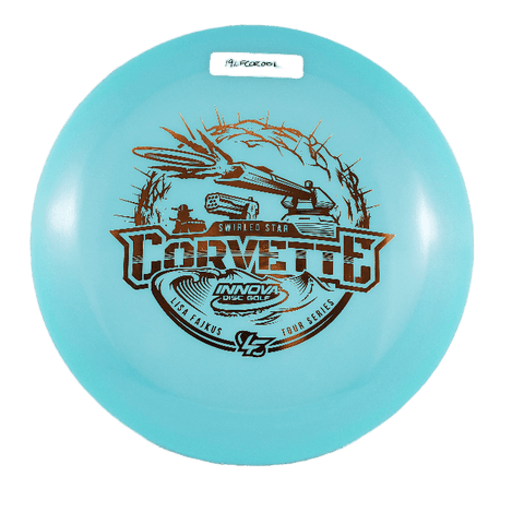Innova Corvette Colour Glow Champion - Lisa Fajkus Tour Series 2019
