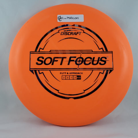 Discraft Focus Soft Putter Line