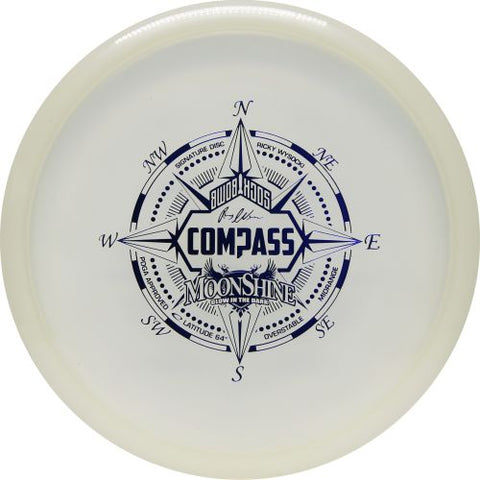 Latitude 64 Compass Moonshine