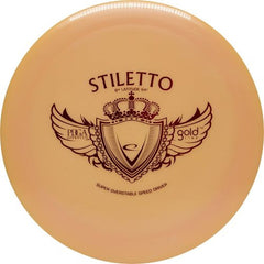 Latitude 64 Stiletto Gold