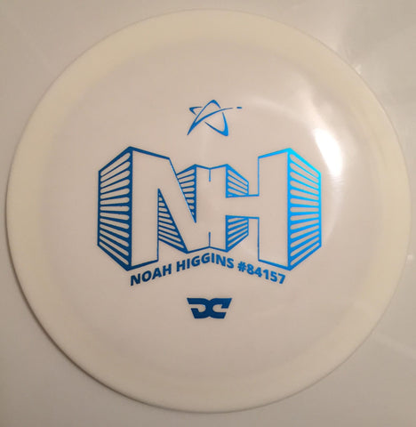 Noah Higgins 2018 Jr. World's Fundraiser Discs