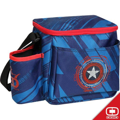 Dynamic Discs Cadet Bag - Captain America