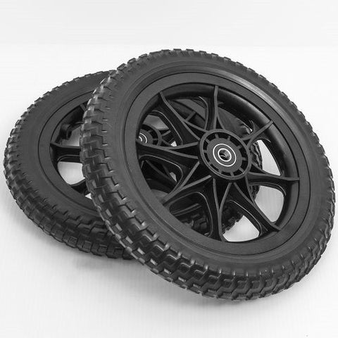 ZUCA Cart All-Terrain Tubeless Foam Wheels (pair)