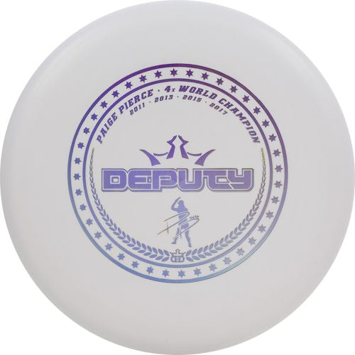 Dynamic Deputy Classic - Page Pierce 4x - Limited Edition