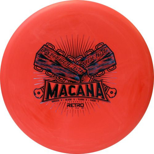 Latitude 64 Macana Retro - Limited Edition