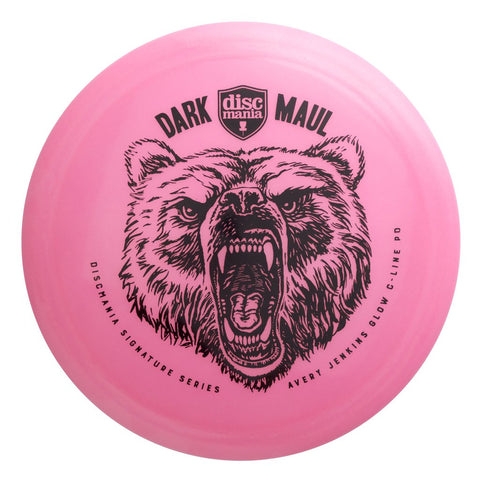 "Discmania PD (Freak) C-Line Glow - ""Dark Maul"" Avery Jenkins signature"