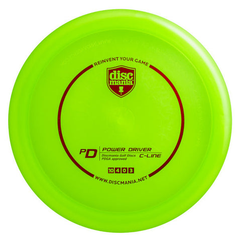 Discmania PD (Freak) C-Line