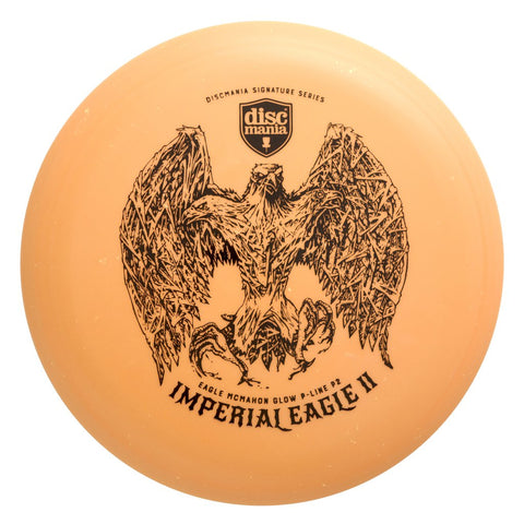 "Discmania P2 P-Line Colour Glow - Eagle McMahon ""Imperial Eagle II"""