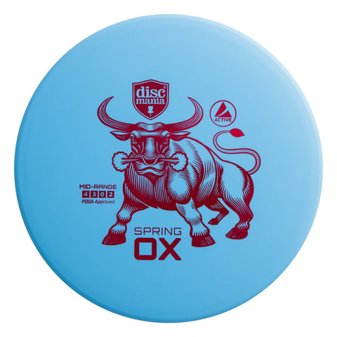 Discmania Active Spring Ox