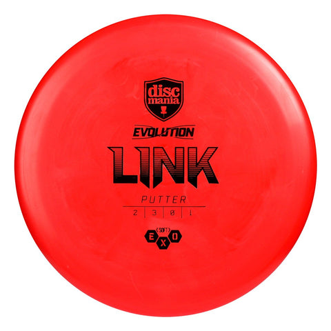 Discmania Evolution Link Exo Soft